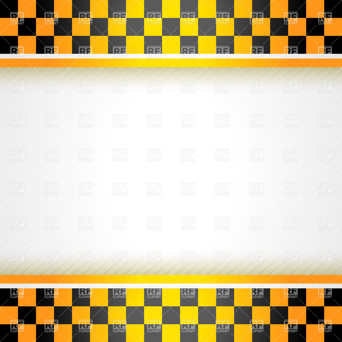 Taxi background blank template Vector Image of Backgrounds 1200x1200