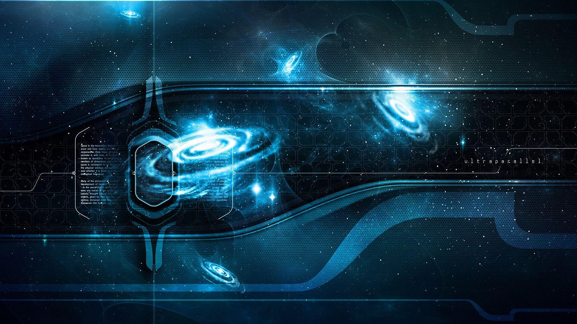 Cool Tech Backgrounds 1920x1080