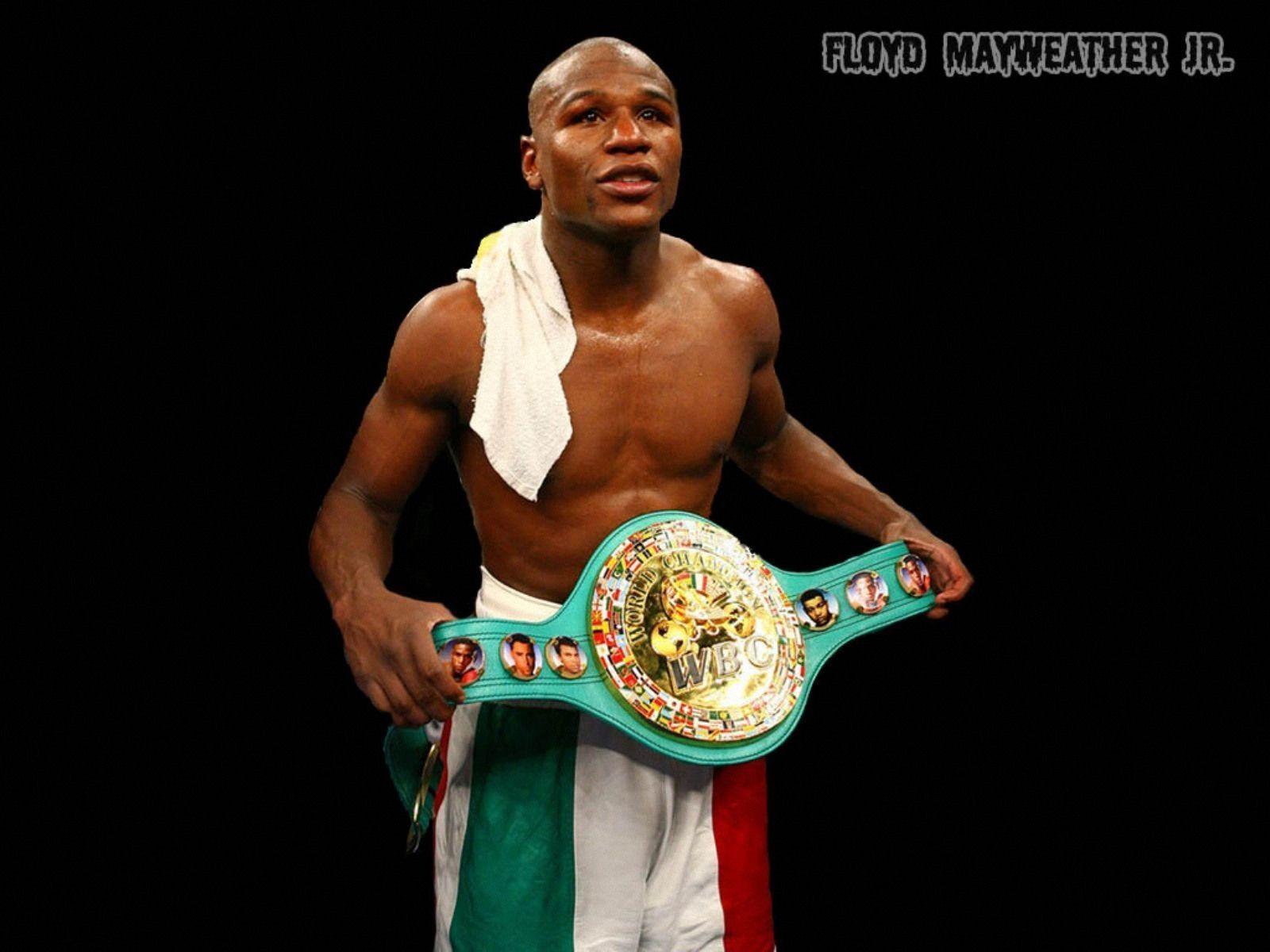 32 New Floyd Mayweather Wallpapers Floyd Mayweather Wallpaper 1600x1200