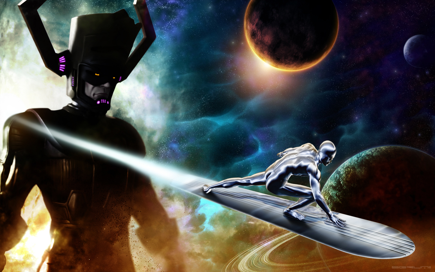 Top Silver Surfer Wallpapers Comics Wallpapers 1440x900