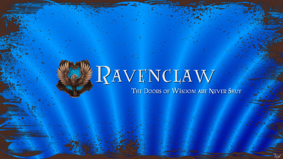 Hogwarts House Wallpaper Ravenclaw By TheLadyAvatar On DeviantArt