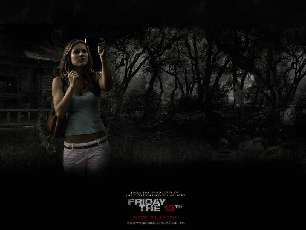 Movie screens Friday The 13th wallpaper   Horror Movies Wallpaper 1024x768