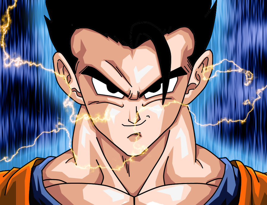 Ultimate Gohan Wallpaper image gallery 900x694