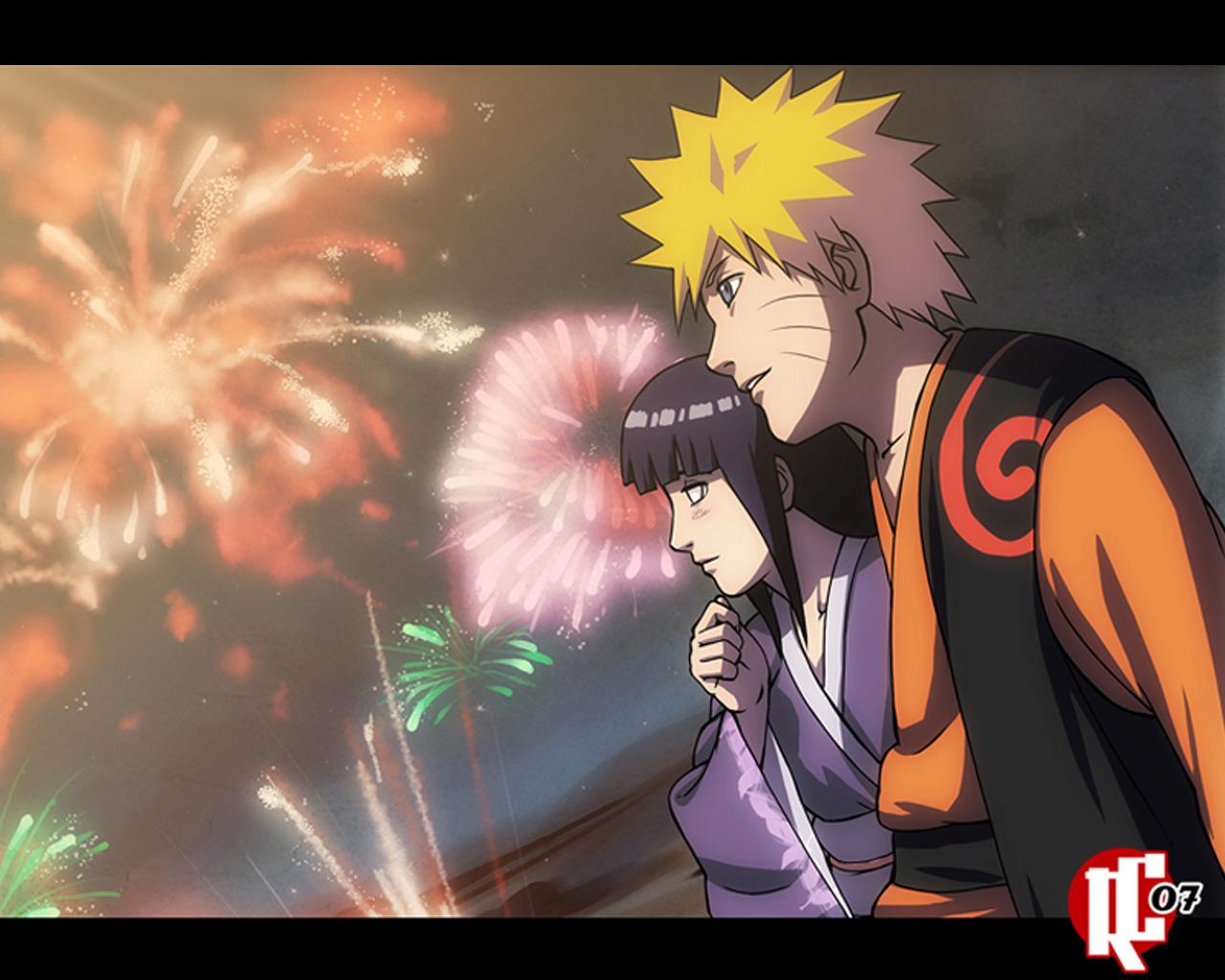 naruto vf wallpapers Hinata N Naruto 1280x1024