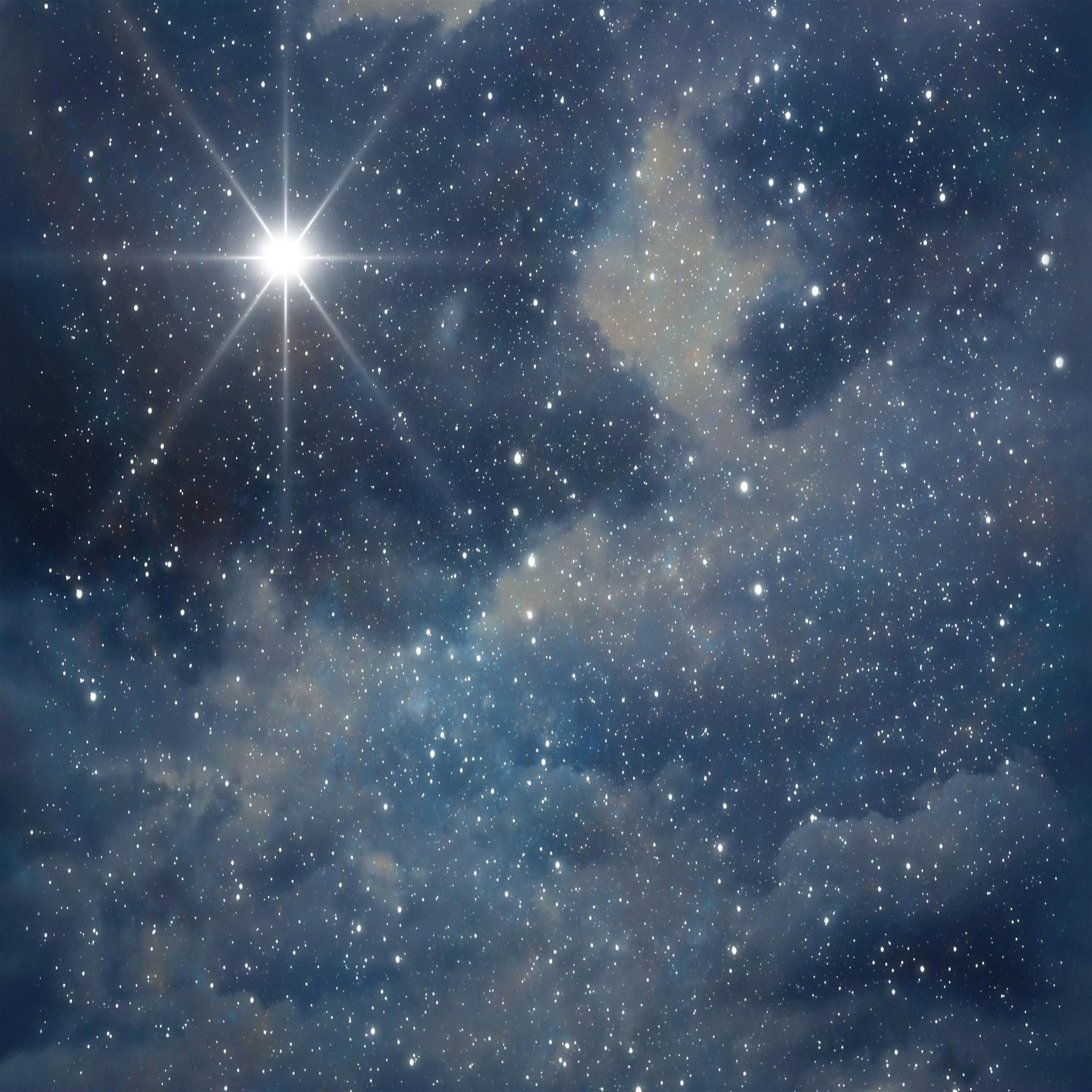 Background Night Sky by templep2k2 2048x2048