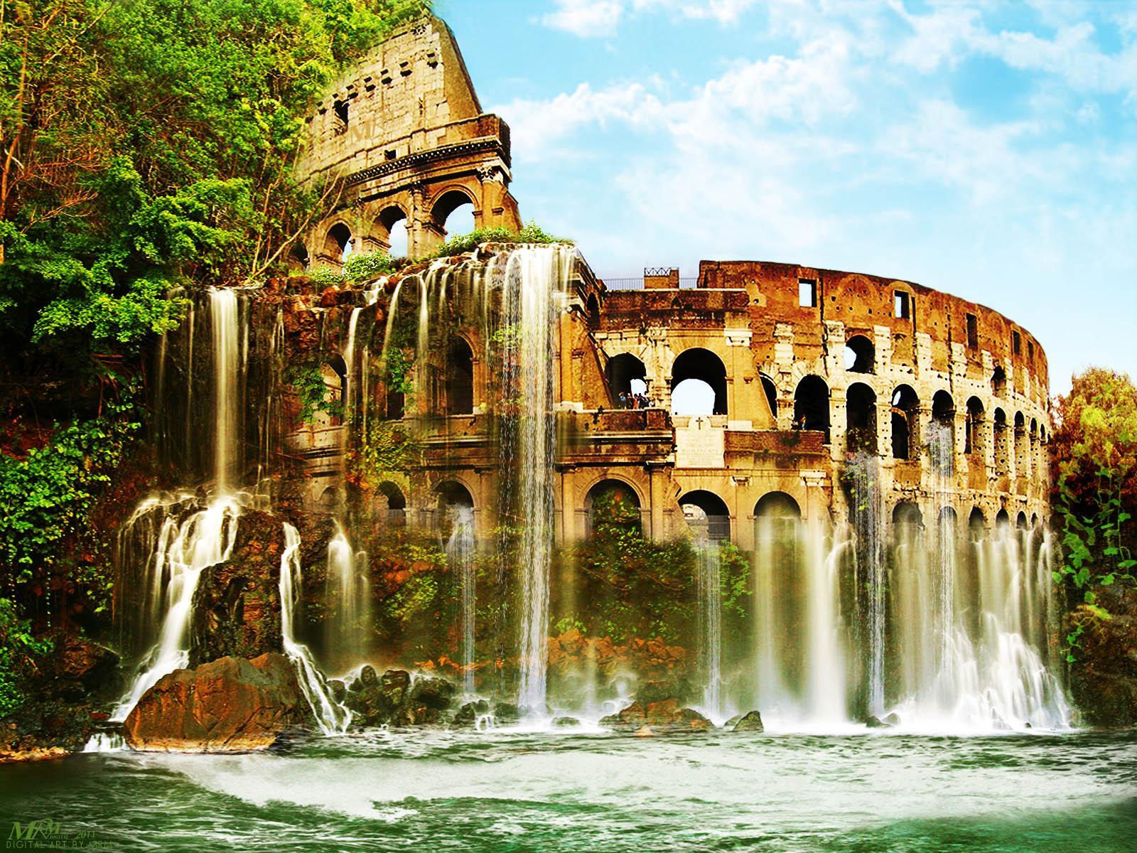 Rome Wallpaper For My Desktop