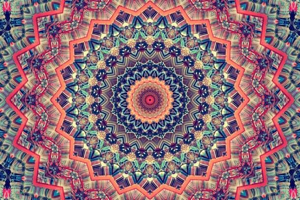 mandala wallpaper 610x407