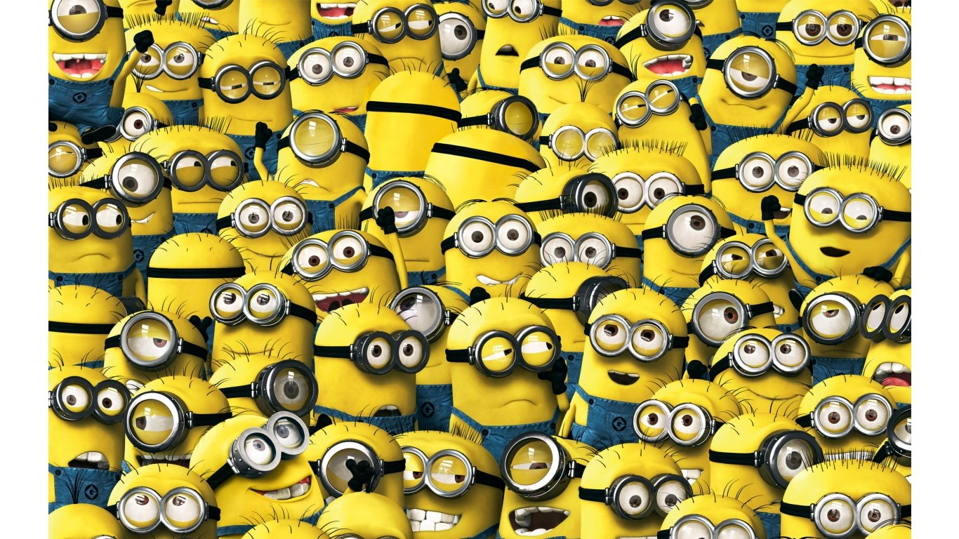 Minions Hd Wallpapers 1366x768 Download The Galleries Of Hd Wallpaper
