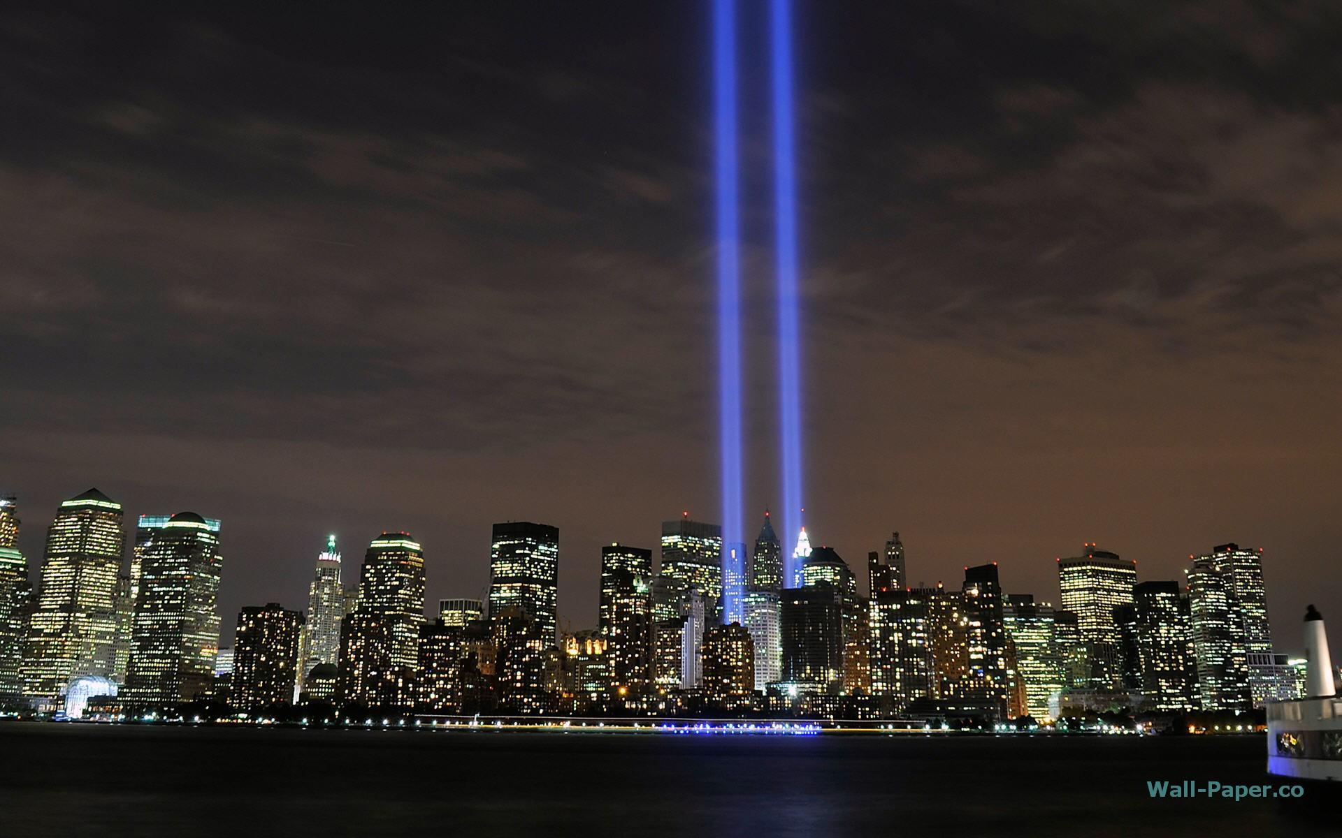 September 11 Memorial Desktop Wallpaper 1920x1200 1920x1200
