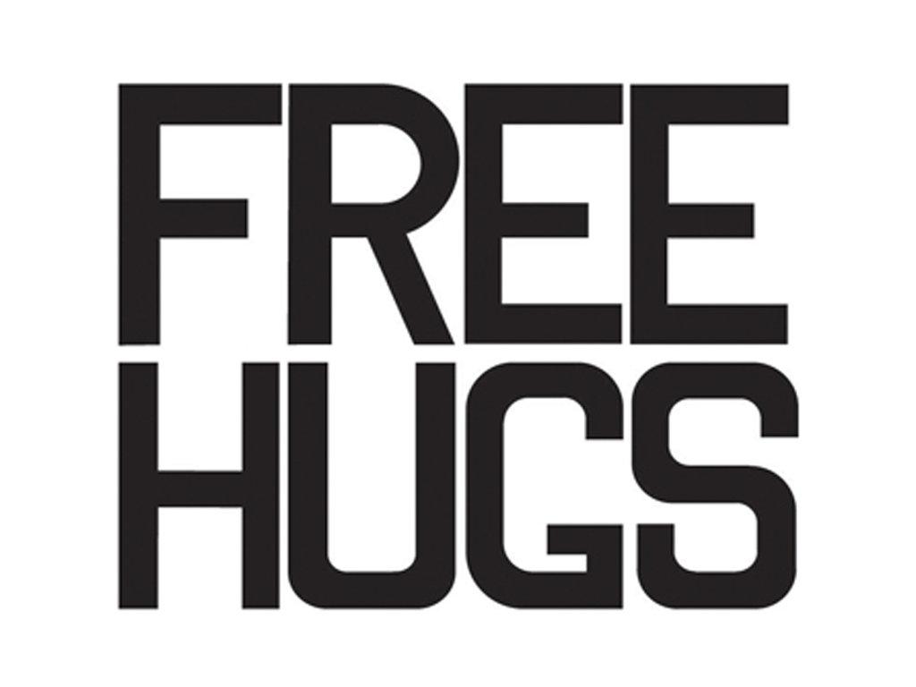 FREE HUGS Wallpaper By IBreathe 1024x768