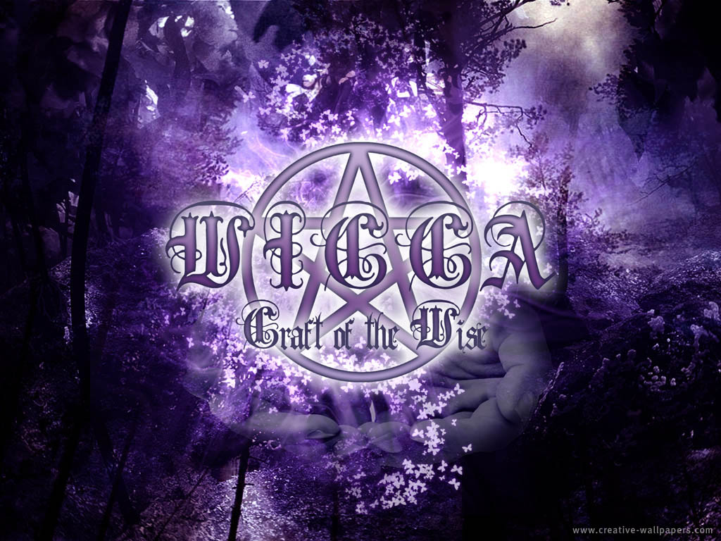 Wicca   Desktop Backgrounds from us at Creative Wallpapers 1024x768