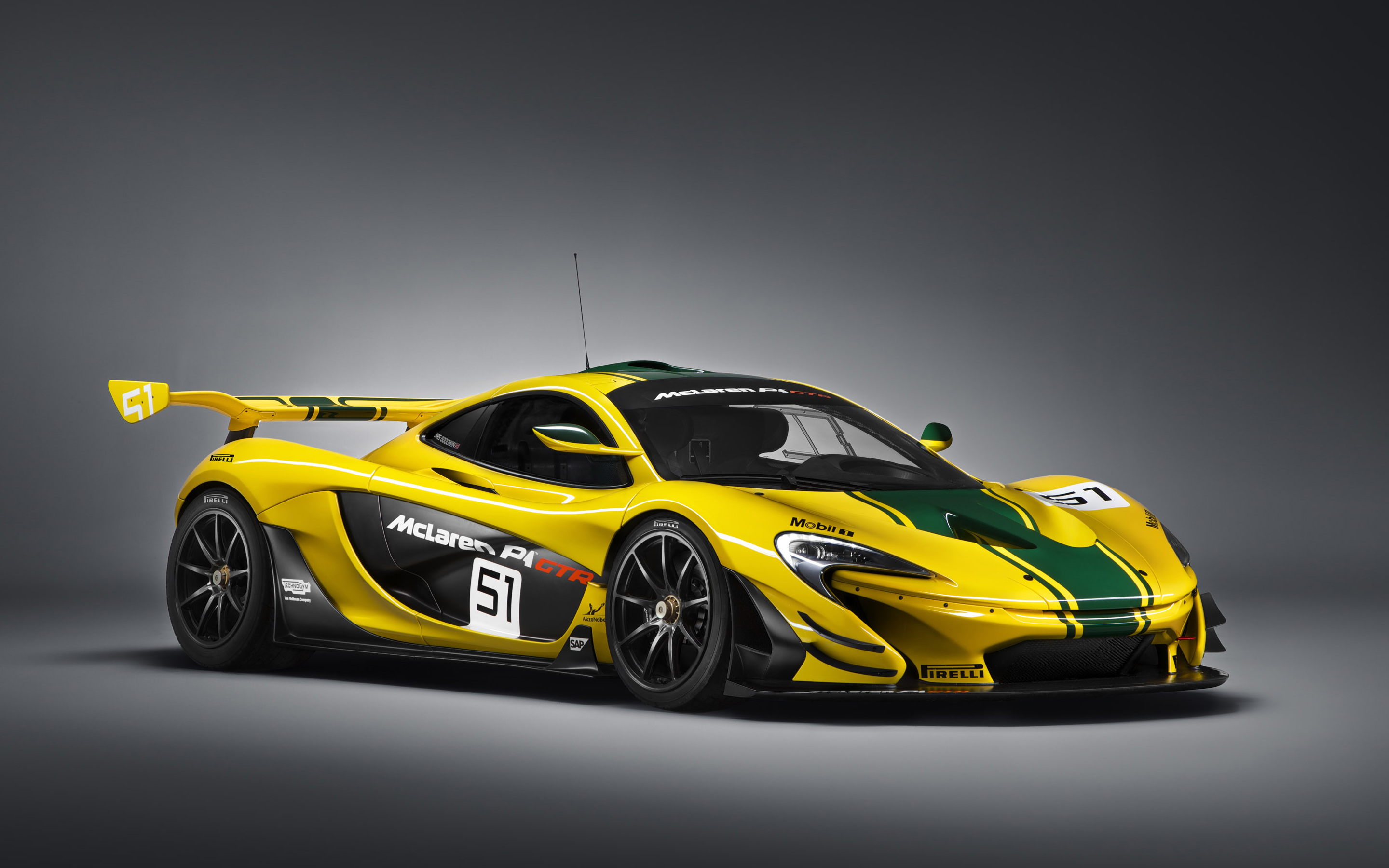2015 McLaren P1 GTR Limited Edition Wallpapers HD Wallpapers 2880x1800
