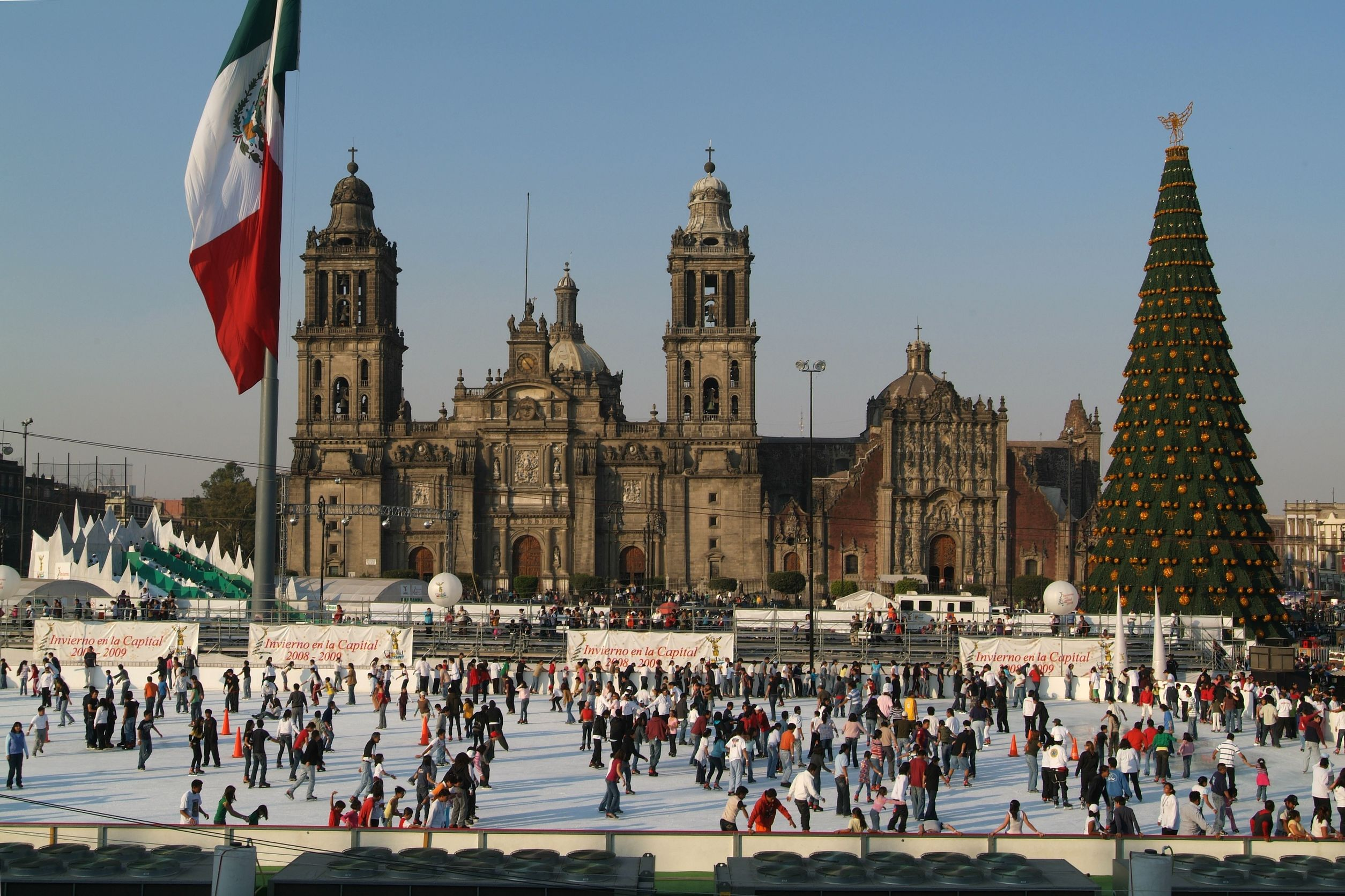 Download Quality Mexico City Wallpapers Cities [2509x1671] 50 2509x1671