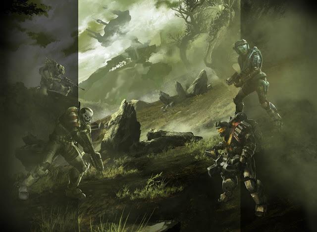 Halo Legendary Wallpaper Muy bueno los wallpapers mas 640x470