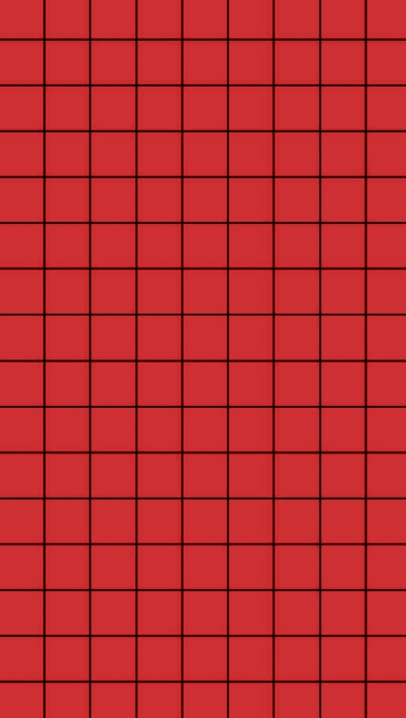 Red Aesthetic Grid Red Wallpaper Background on We Heart It 576x1019