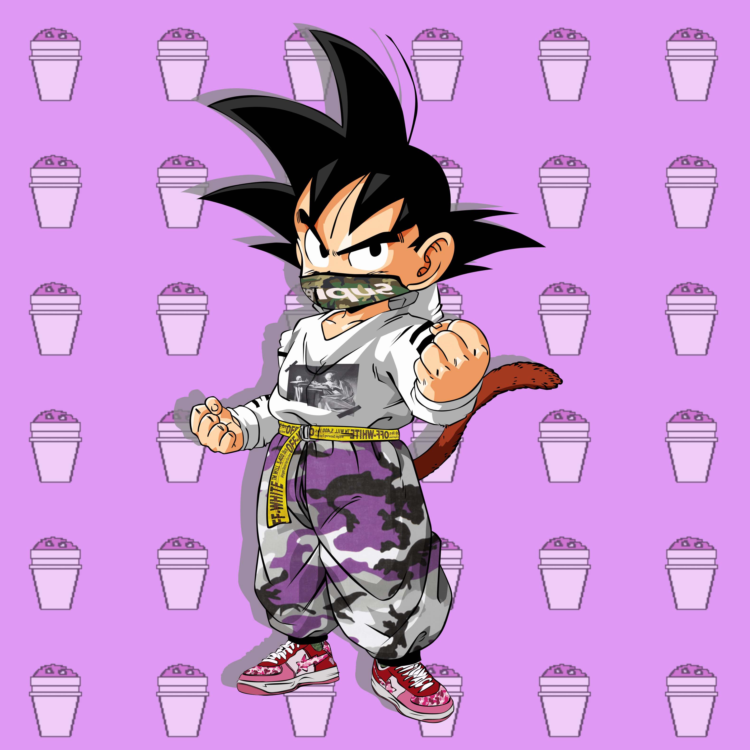 DBZ Supreme Wallpapers   Top DBZ Supreme Backgrounds 3160x3160