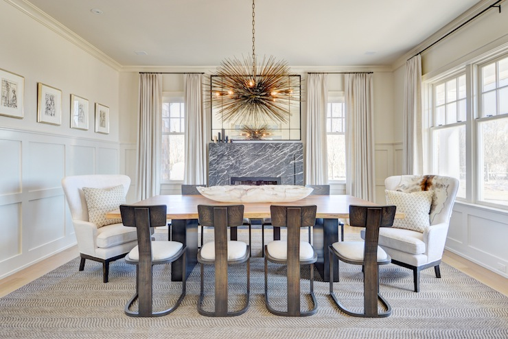 keys to view more dining rooms swipe photo to view more dining rooms 740x494