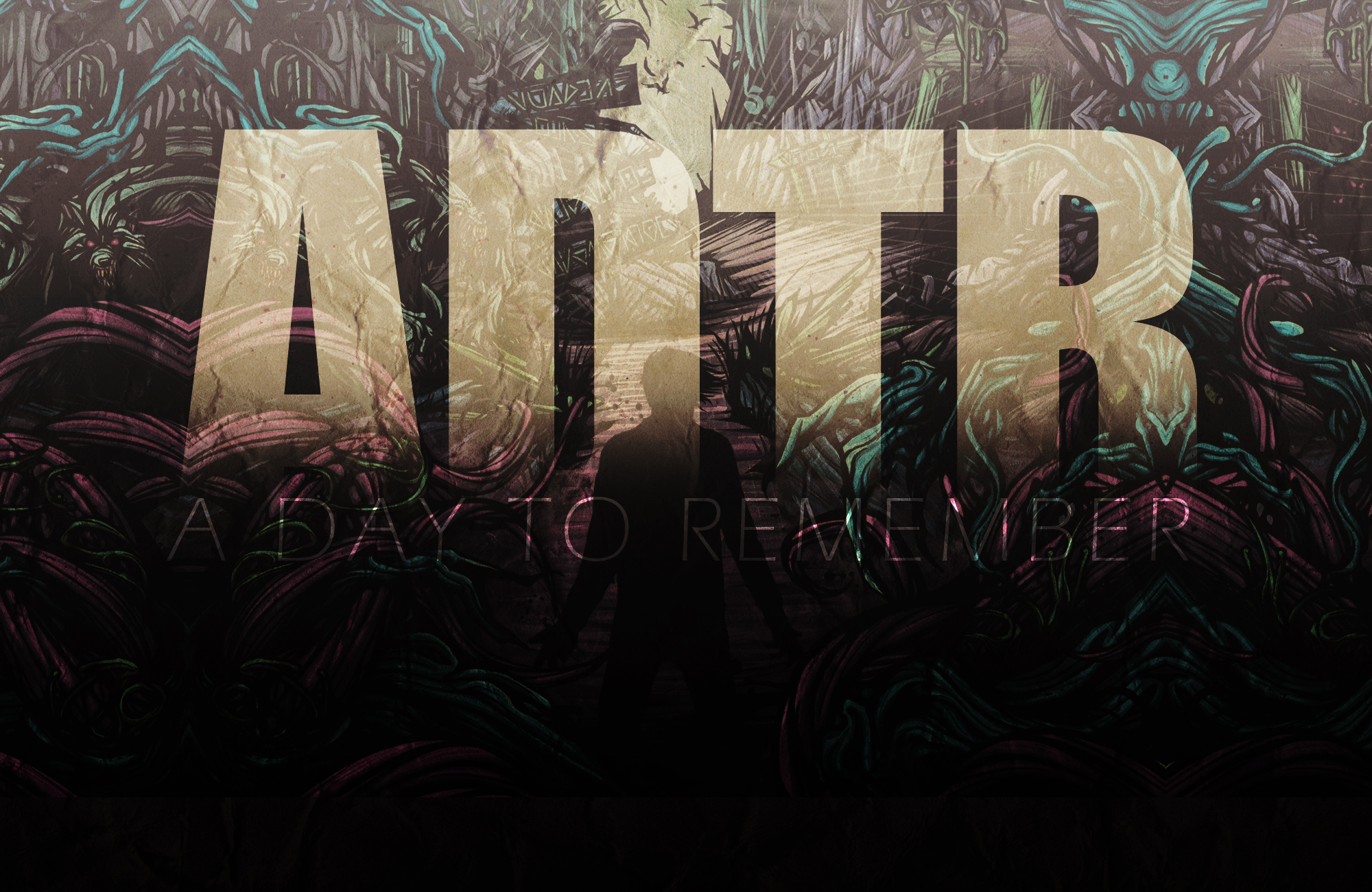 Anyone have this wallpaper without the A Day To Remember just ADTR 2000x1300