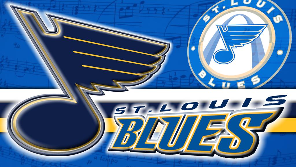 St Louis Blues Logo Wallpapers 1024x576