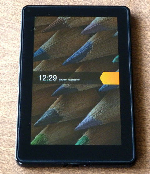 lock screen similar to the kindle e readers lock screens 481x558