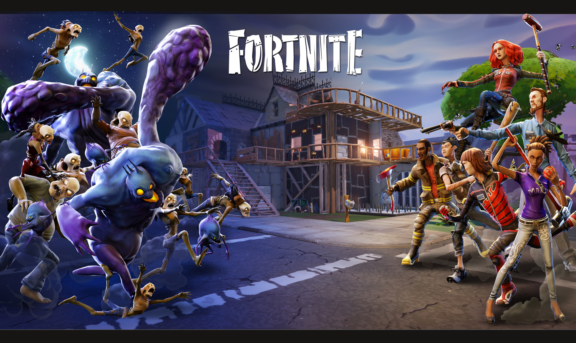 Fortnite Season 5 Game Characters 4190 Wallpapers and Stock 1920x1145