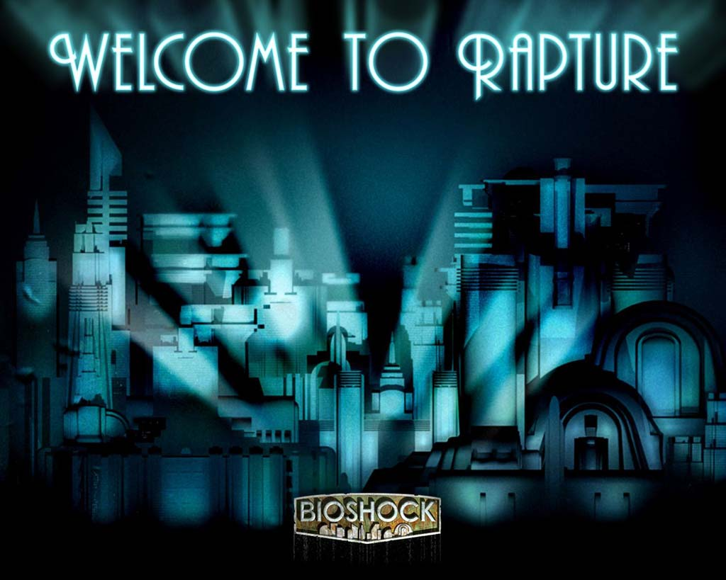 Bioshock Wallpaper 91 images in Collection Page 1 1024x819