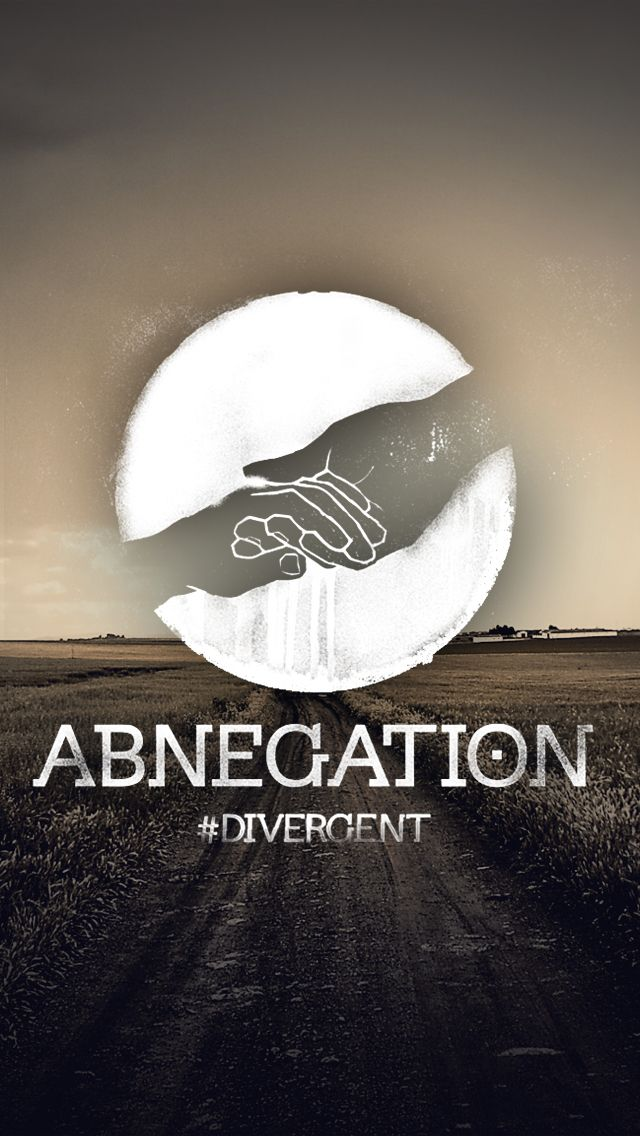 Abnegation iPhone Background Divergent Divergent wallpaper 640x1136