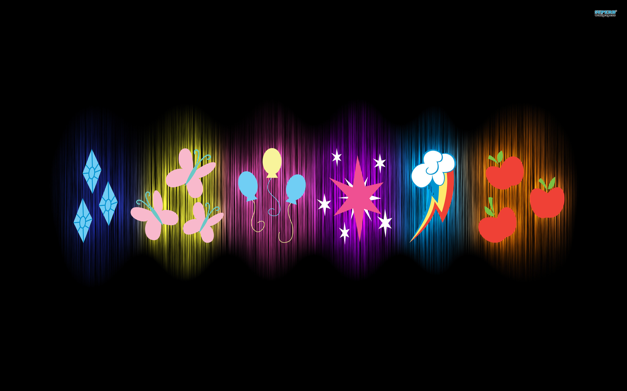 Free Download 2560x1600px Awesome My Little Pony Wallpaper Images