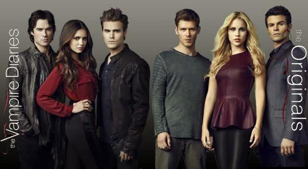American The Vampire Diaries e The Originals nova temporada na MTV 620x340
