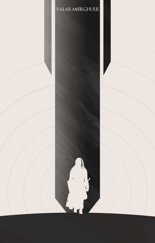 No Spoilers] Created this big collection of GoT PostersMobile 640x1000