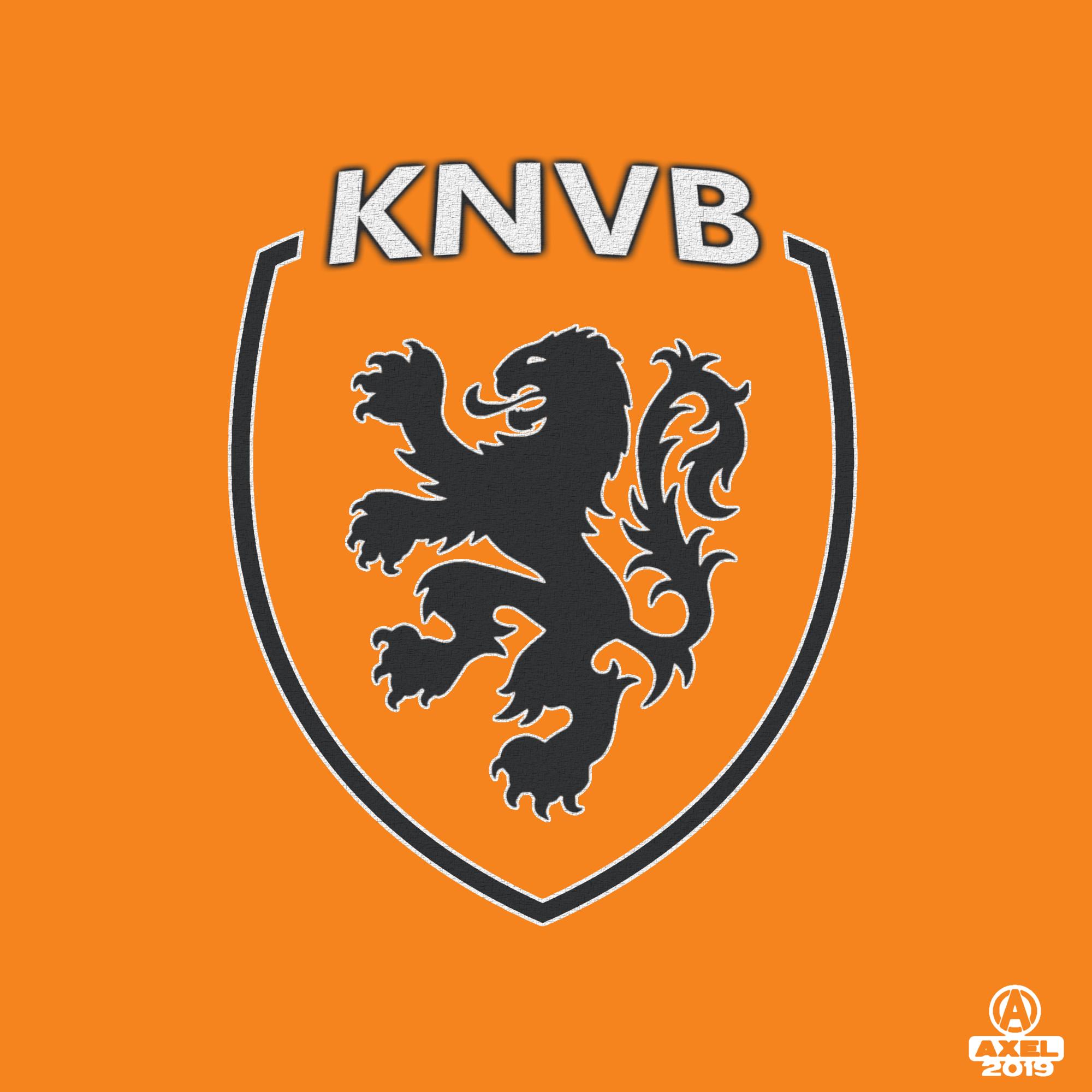 KNVB   crest redesign 2000x2000