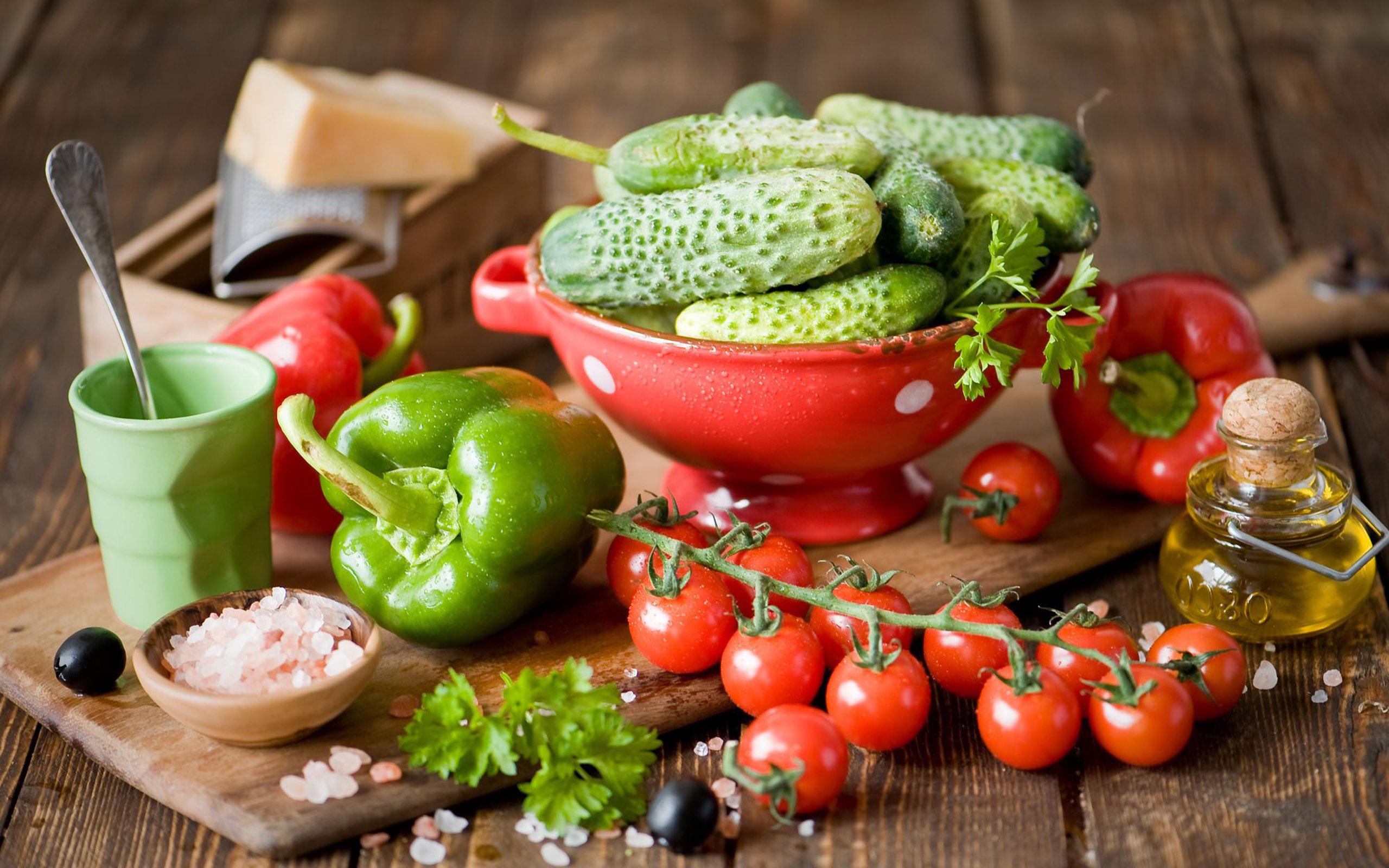 Fresh vegetables HD Wallpaper 1920x1080 Fresh vegetables HD Wallpaper 2560x1600