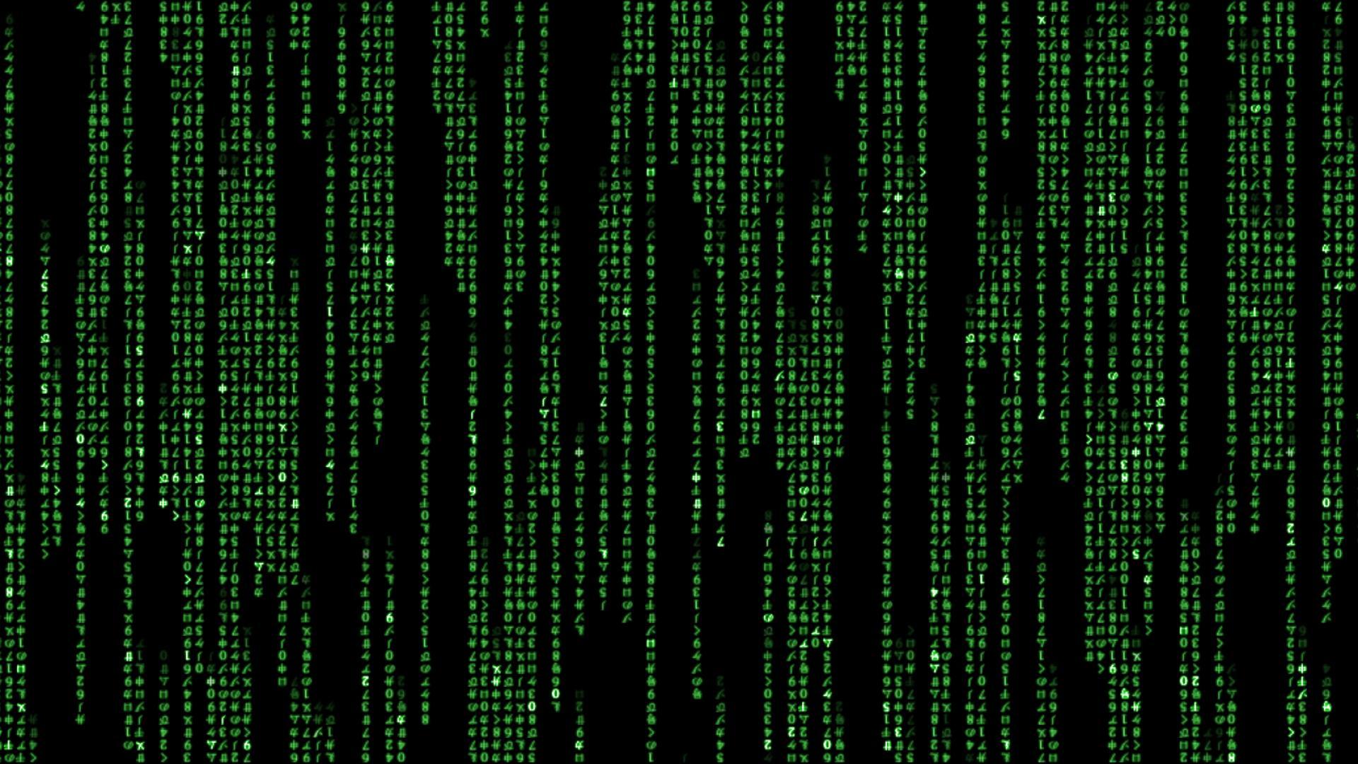 Matrix code movies wallpaper HQ WALLPAPER   178800 1920x1080