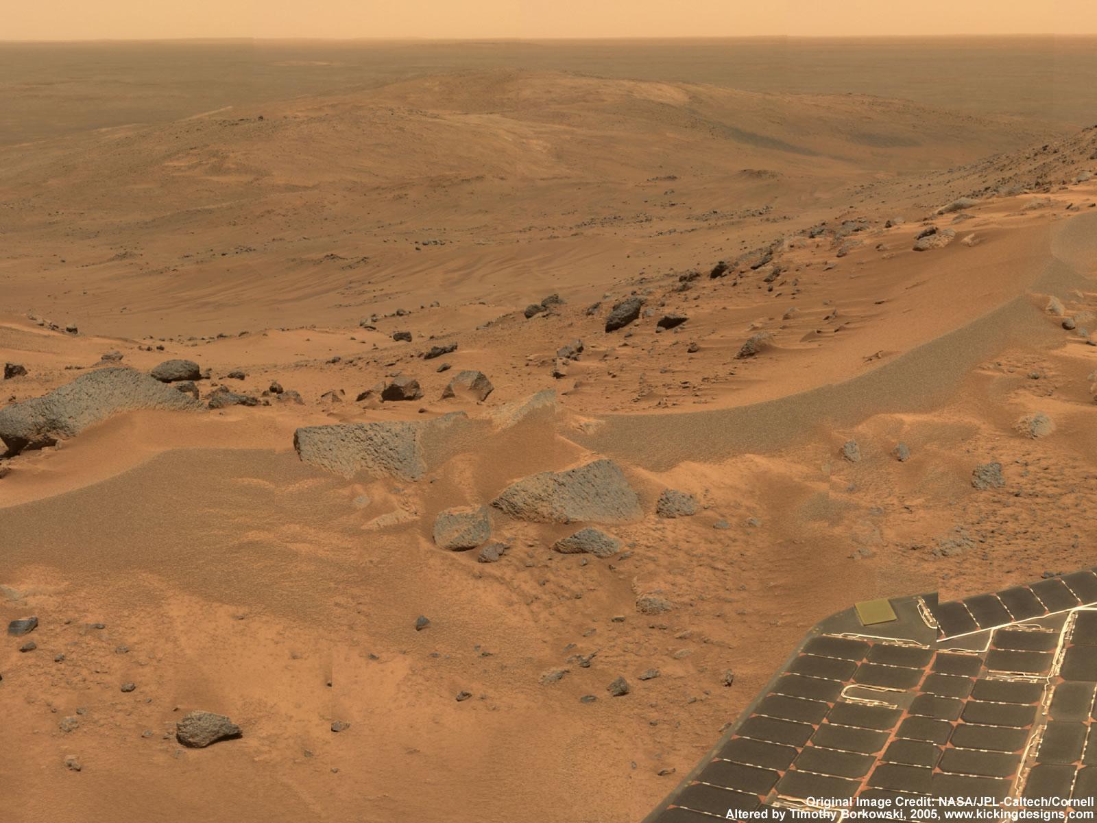 Mars Wallpaper Spirit and Opportunity Photos   Desktop Wallpaper 1600x1200
