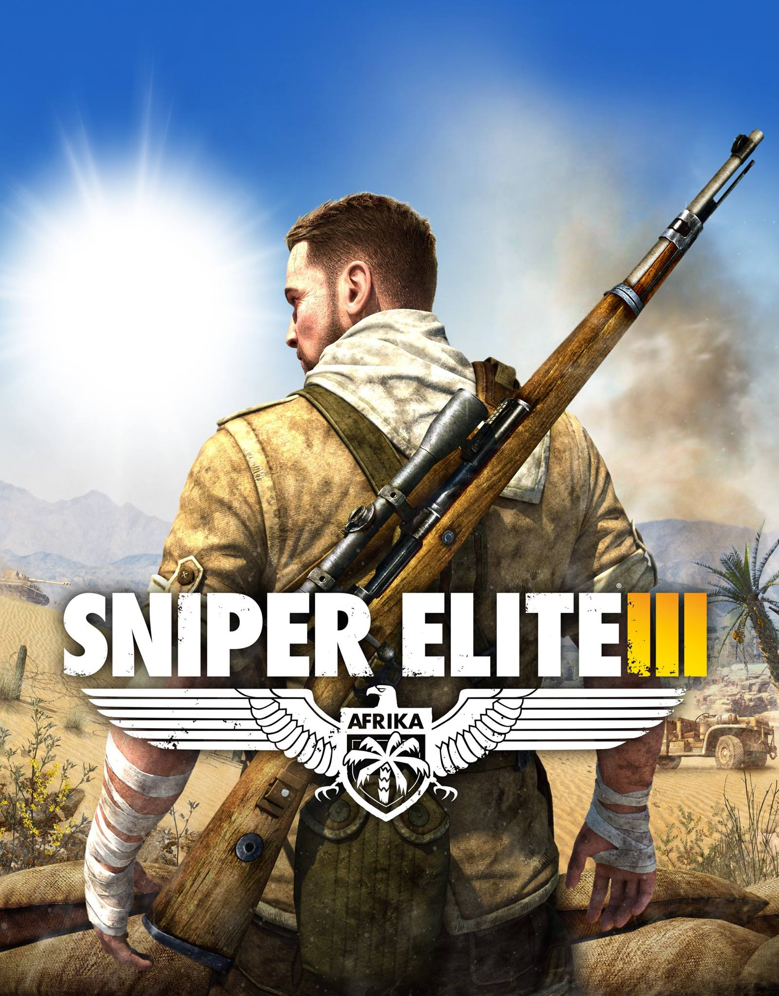 Sniper Elite 3 Collectors Edition HD Wallpaper Background Images 1601x2048