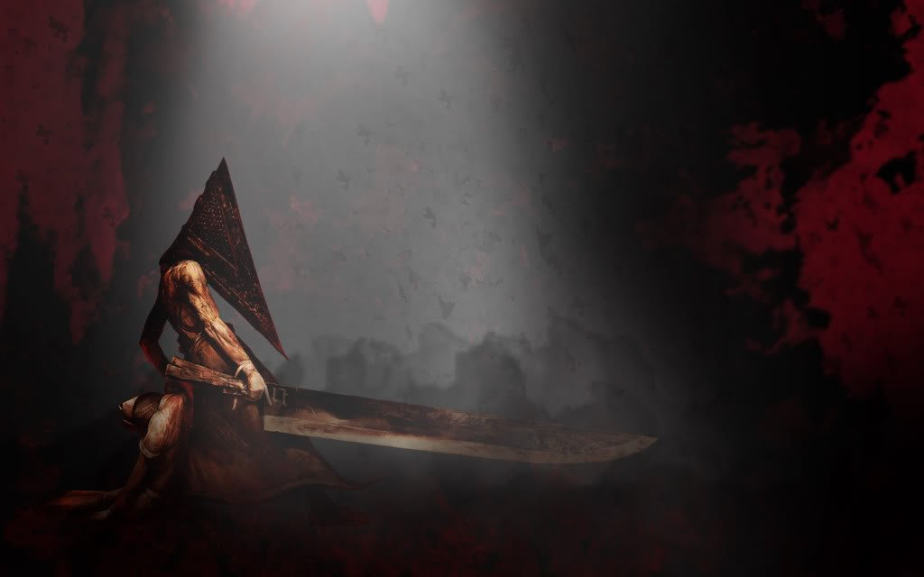 Silent Hill Pyramid Head Wallpaper