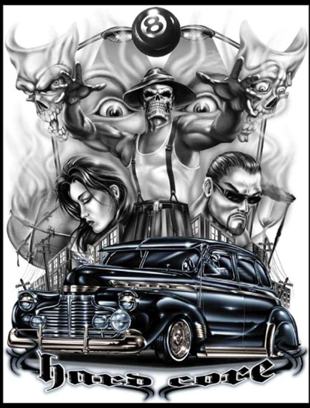 Chicano Facebook themes Create your own Chicano layout today 1024x1346