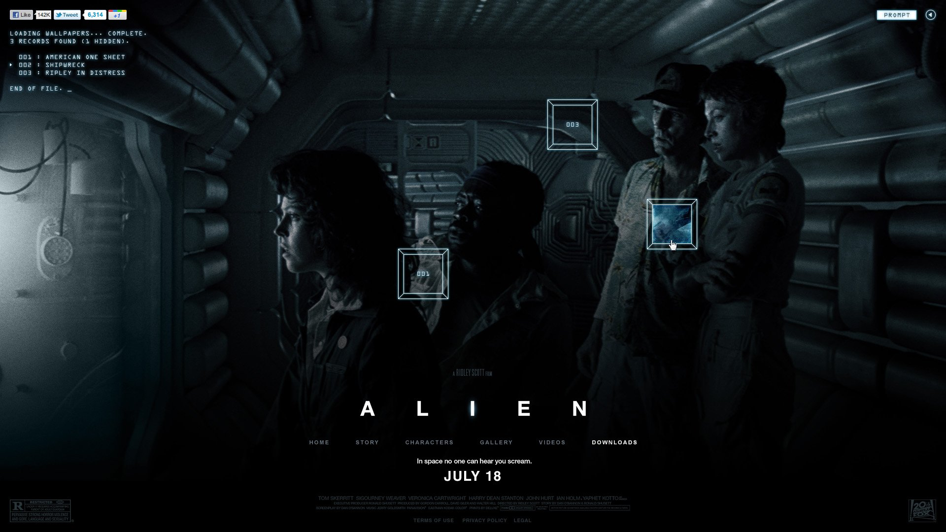 Download Alien New Latest Movie HD Wallpaper Search more high 1920x1080