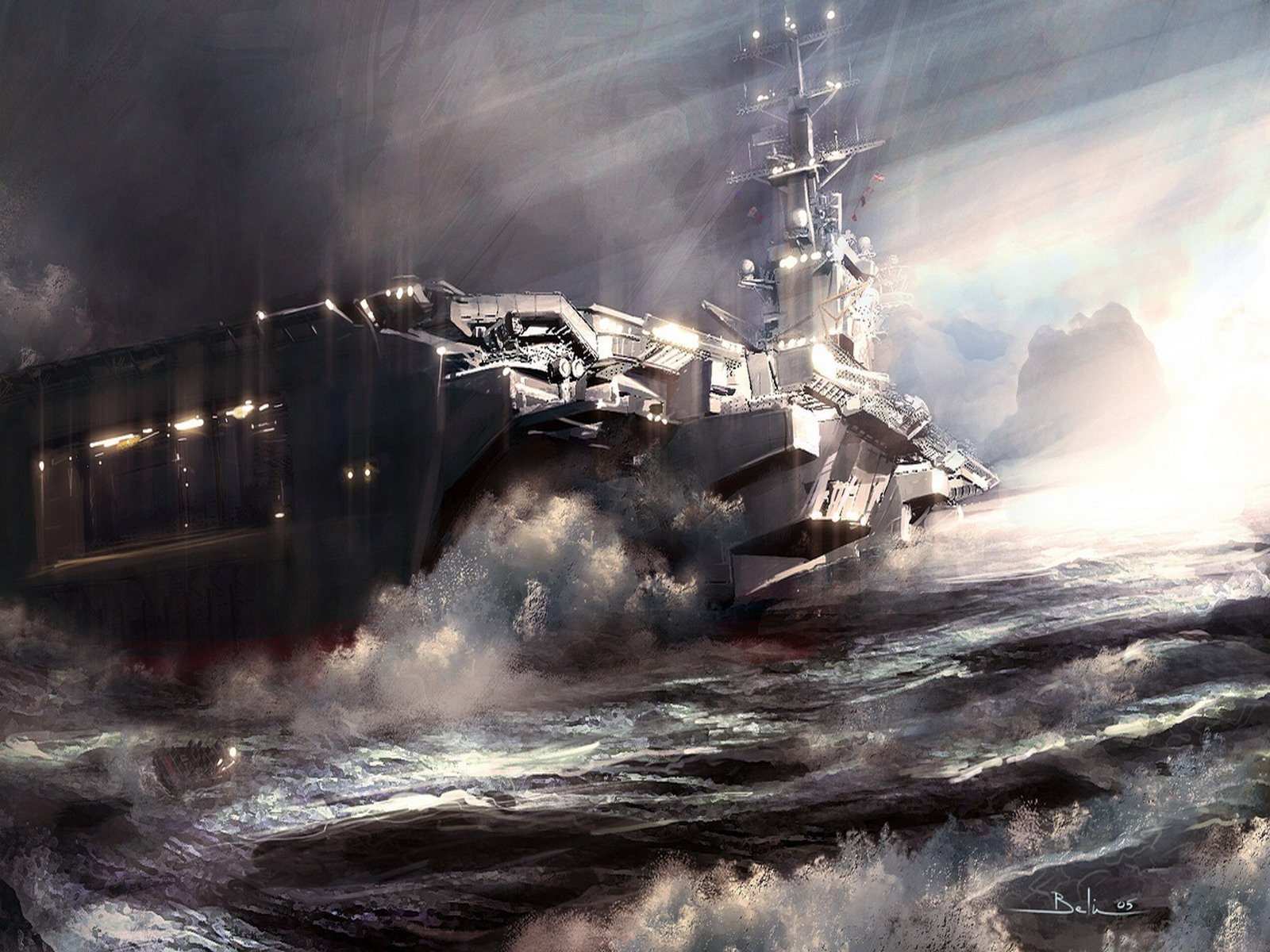 Army Of Two Battleship Wallpapers Army Of Two Battleship 1600x1200