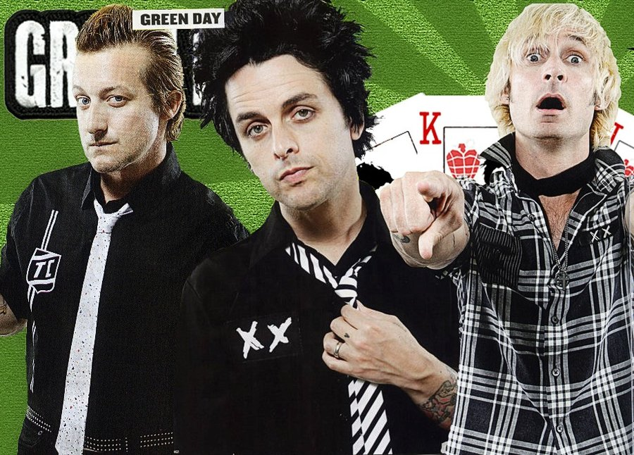Green Day 900x646
