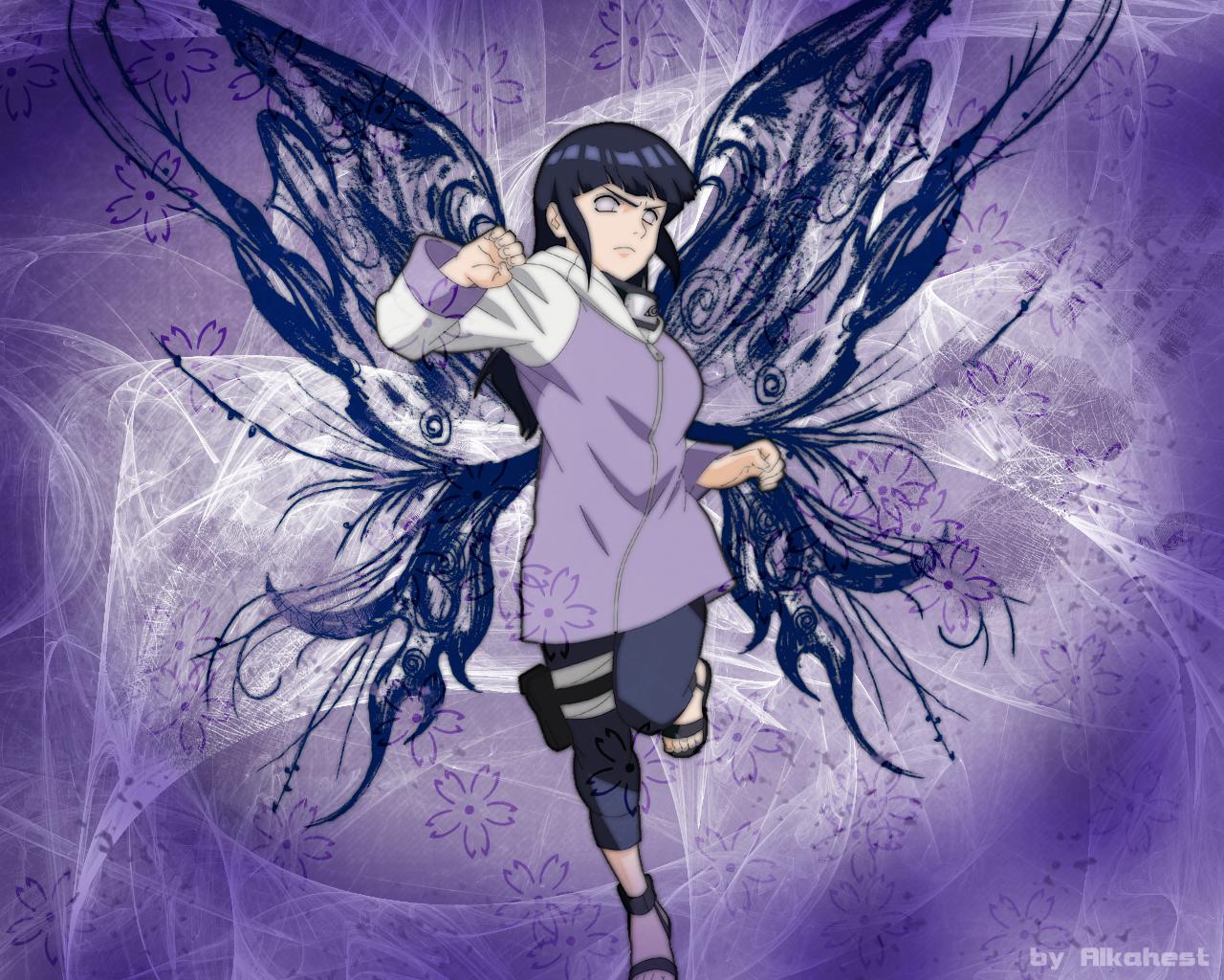 Naruto Hinata Wallpaper - WallpaperSafari