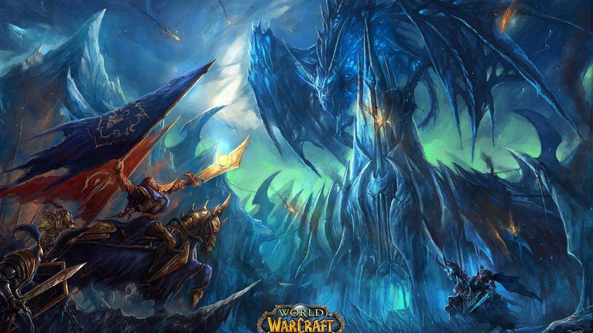 Free Download Best Game World Of Warcraft Wallpaper Hd 2