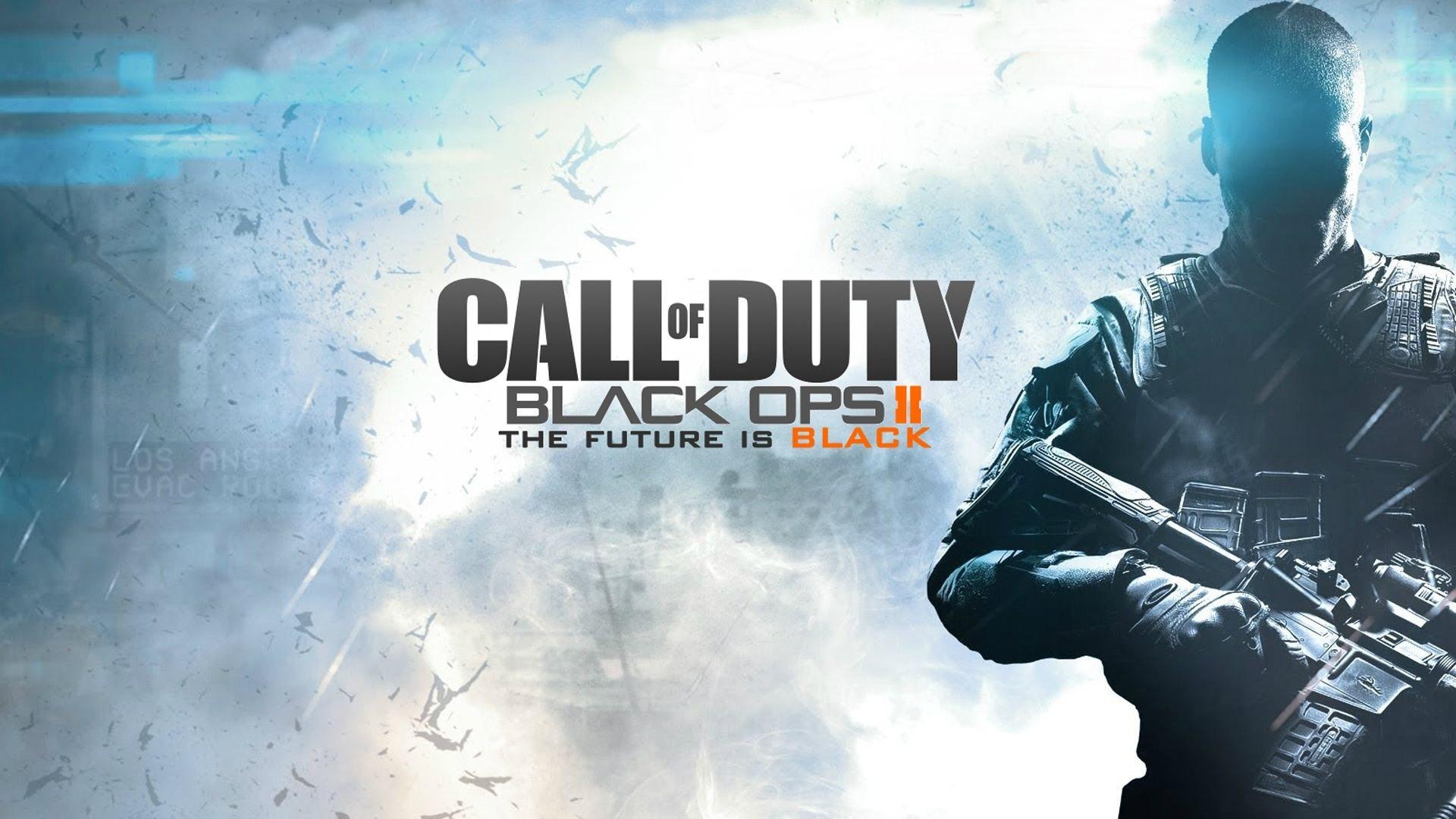 Duty Black Ops II Future is Black Full HD Desktop Wallpapers 1080p 1920x1080