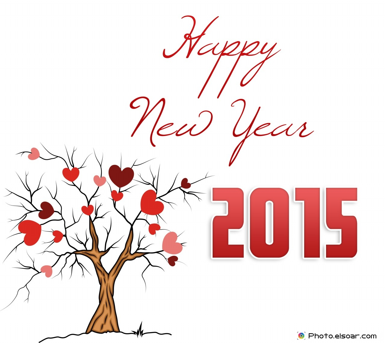 Happy New Year 2015 HD Wallpapers Elsoar 1280x1140