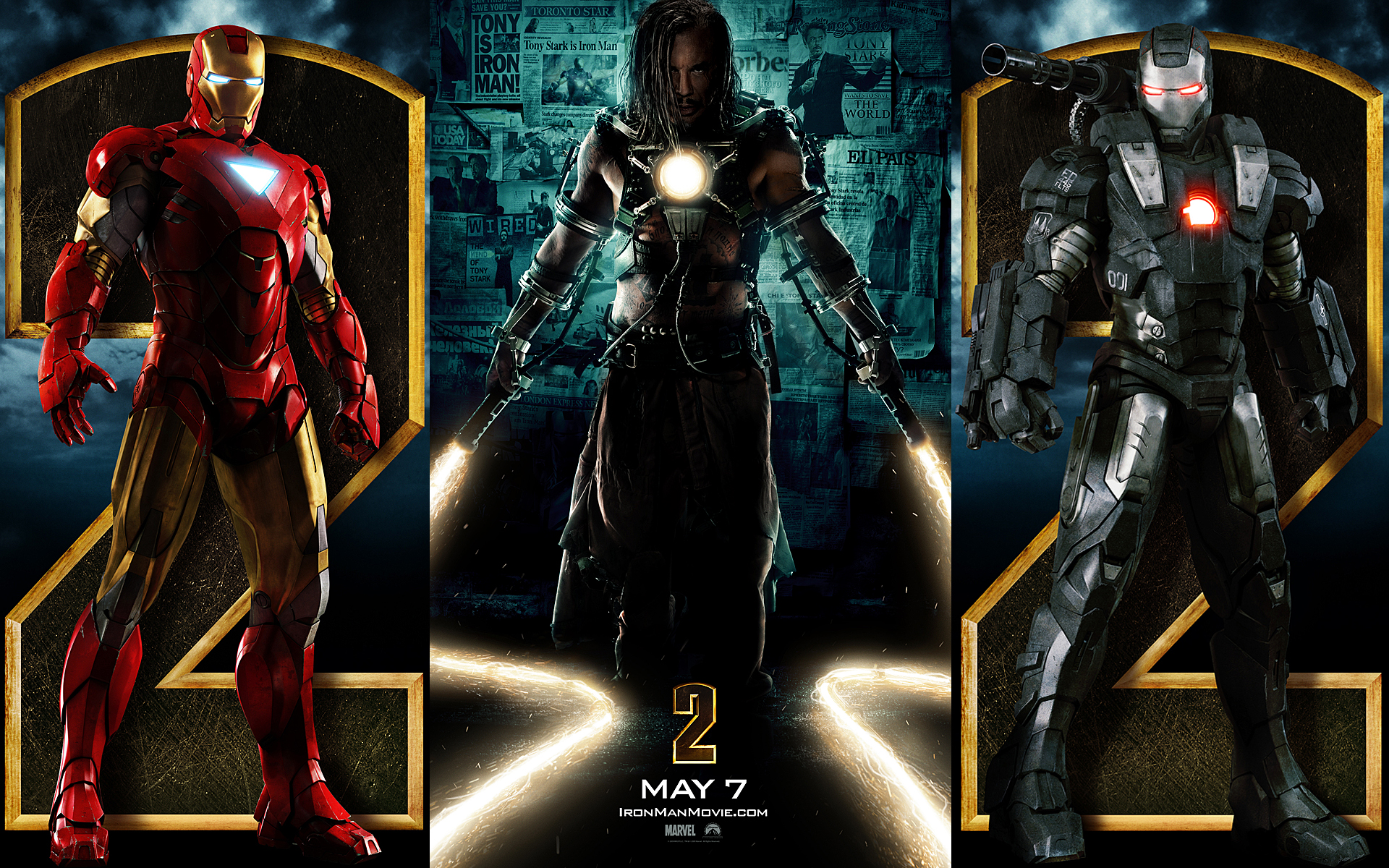 Iron Man 2 Wallpaper wallpaper Iron Man 2 Wallpaper hd wallpaper 1920x1200