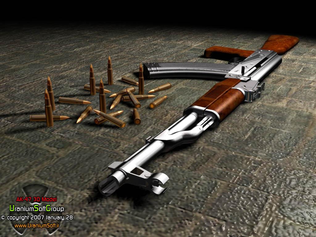 AK 47 3D 550x412 AK 47 3D 1024x768
