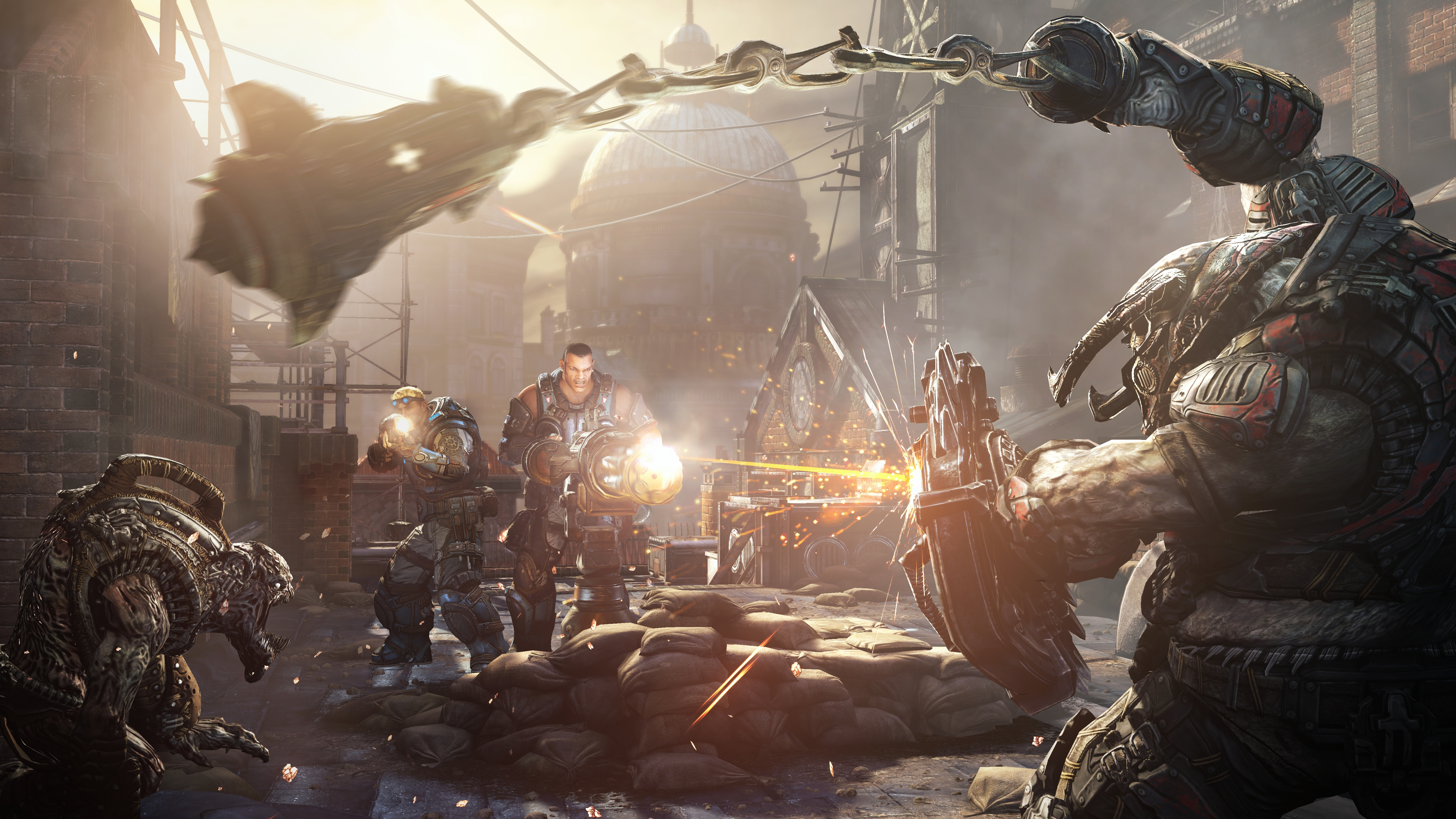 wallpapers of Gears of War Judgement You are downloading Gears of War 5120x2880