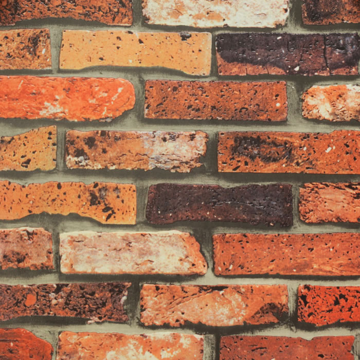 Brick Wallpaper Lowe's - WallpaperSafari