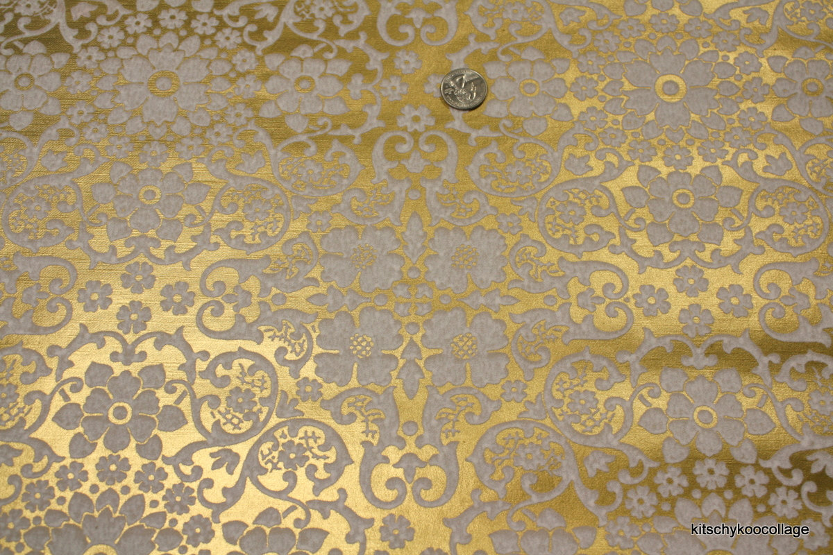Metallic Gold Foil 1200x800