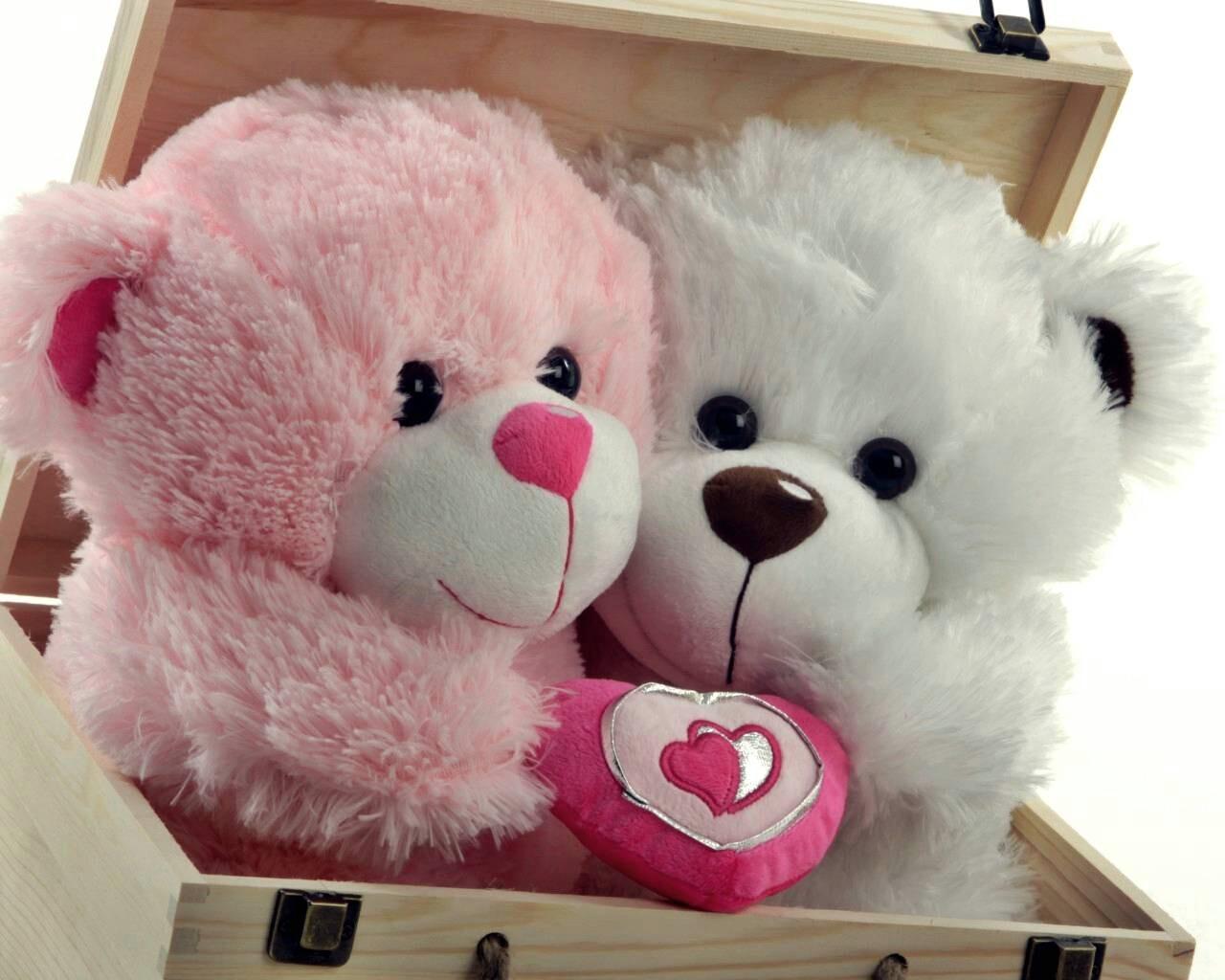 Pics Photos   Download Cute Teddy Bear Wallpaper 1280x1024